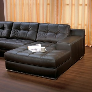 Sofas Fiori Leather Chaise Lounge Sofa Sofa