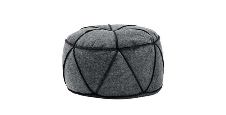 filing cabinet pouf ottomans. Black Bedroom Furniture Sets. Home Design Ideas
