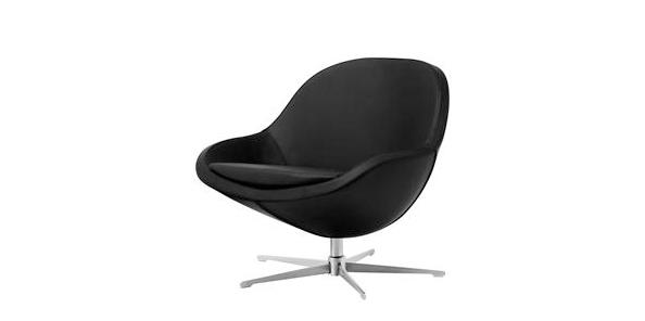 veneto-armchair-black-leather-round-boconcept-furniture