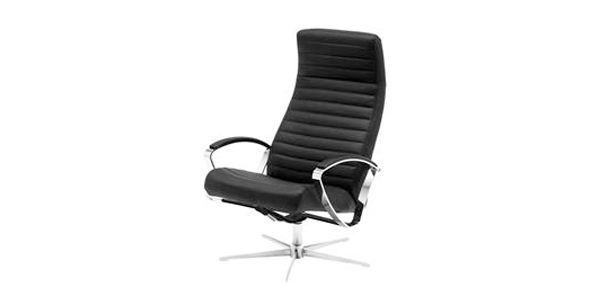 wing-recliner-with-swivel-function-black-leather