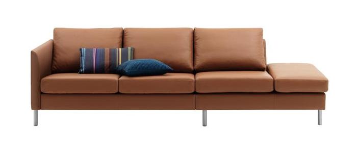 Sofas Indivi 2 Caramel Bahia Leather Sofa With Resting Unit Sofa Sofa