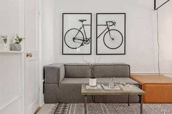 sofas carmo dark grey mojave fabric sofa with resting unit sofa sofa. Black Bedroom Furniture Sets. Home Design Ideas