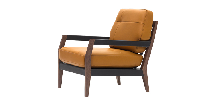 orso-lounge-chair-mustard-leather-walnut-veneer