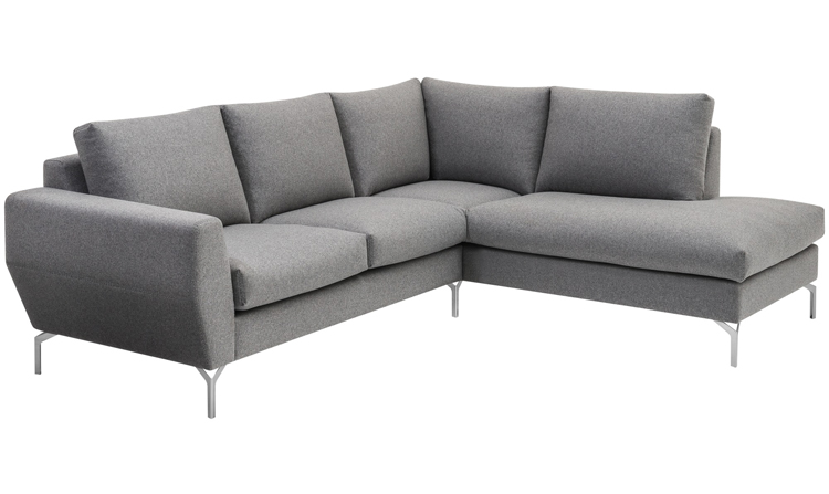 Monico modern sofa with lounging unit - BoConcept Sydney