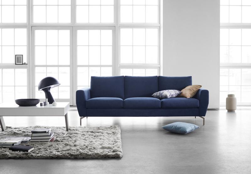 Nice modern sofa - BoConcept Sydney