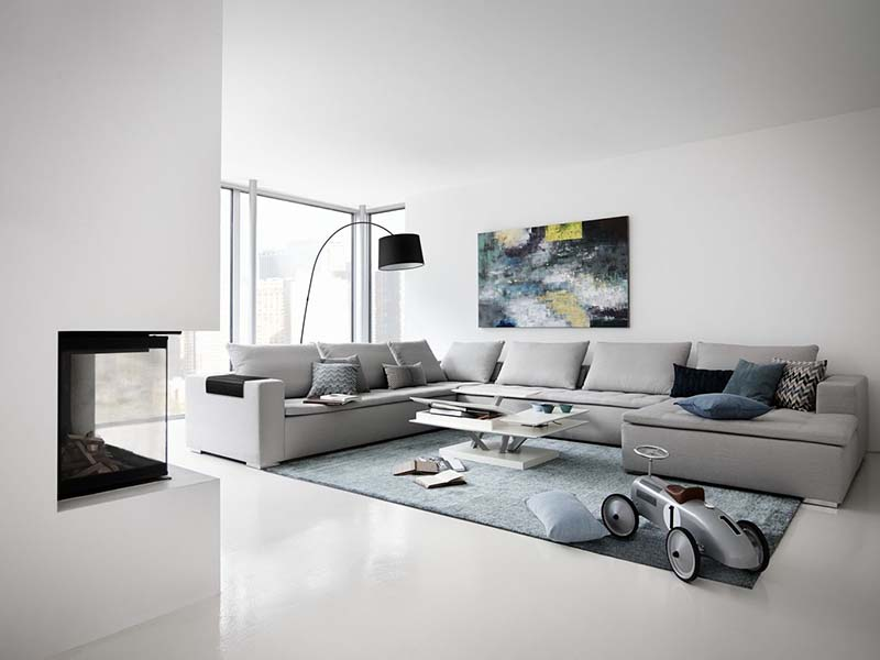 Mezzo modern lounge