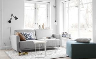 Melo-2 modern sofa bed Sydney