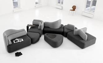 Ottawa modern sofa