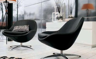 Veneto modern armchair