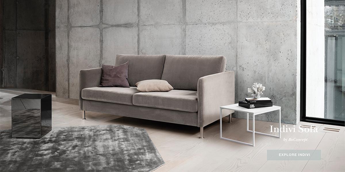 Indivi two seater sofa sydney
